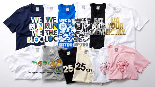 T-Shirt-Collection